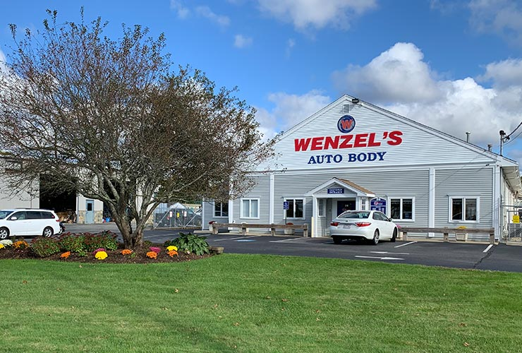About Wenzel's Auto Body